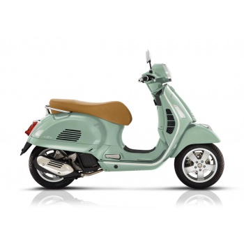 Vespa GTS 300hpe Verde Relax