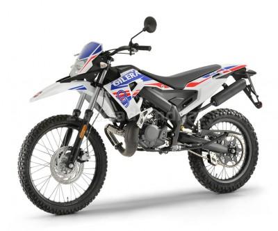 Gilera RCR 50 2018