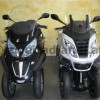Peugeot Metropolis vs. Piaggio MP3